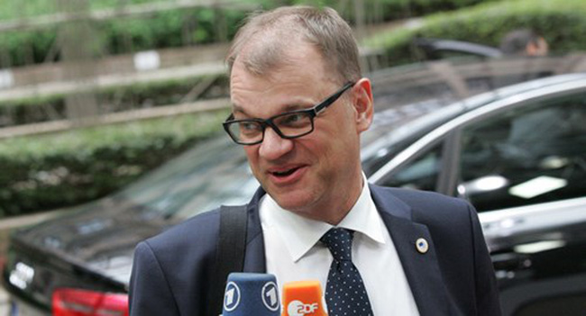 Thủ tướng Phần Lan nói sẽ mở cửa nhà riêng đón người tị nạn