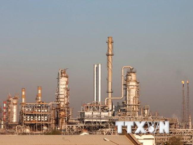 Sản lượng dầu mỏ của Iran tăng cao nhất trong 3 năm
