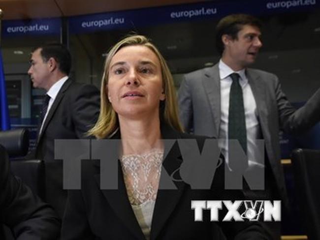 Ngoại trưởng EU nhất trí mở rộng danh sách trừng phạt nhằm vào Nga