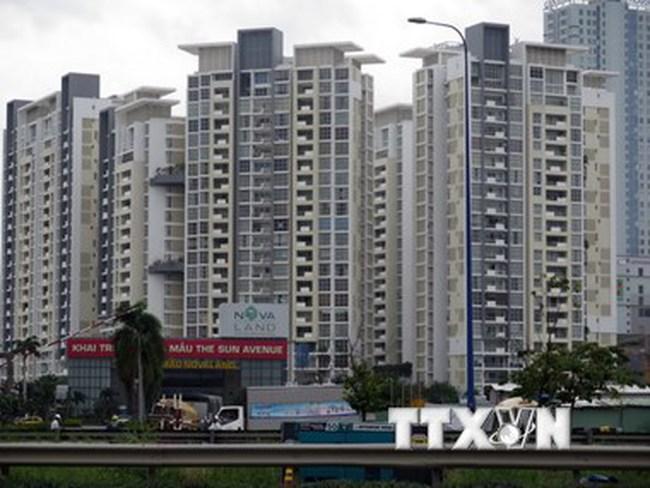 Bất động sản Thành phố Hồ Chí Minh hút mạnh vốn đầu tư ngoại