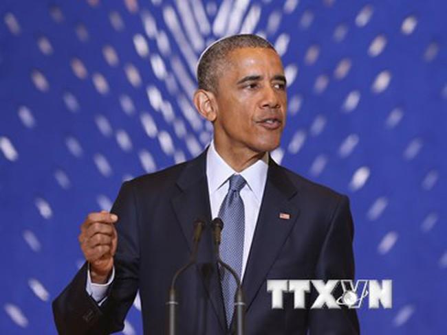 Tổng thống Obama: Trung Quốc tìm hiểu khả năng tham gia TPP