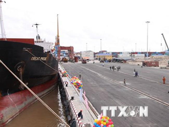 Thủ tướng Chính phủ đồng ý xây dựng mở rộng cầu cảng Đình Vũ