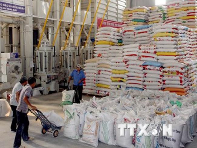 Hợp đồng xuất khẩu gạo tháng 10 cao nhất từ trước đến nay