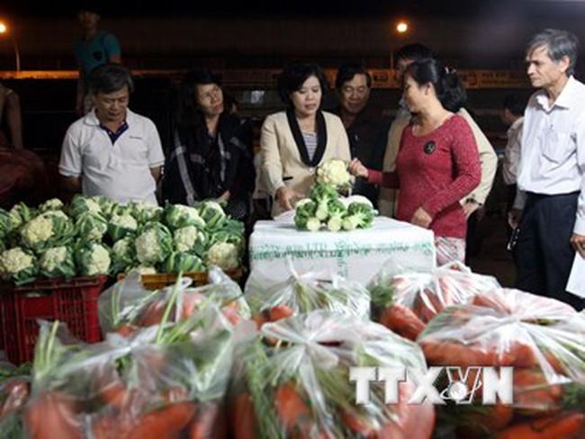Nông sản Việt trước hội nhập: Bài toán chất lượng sản phẩm