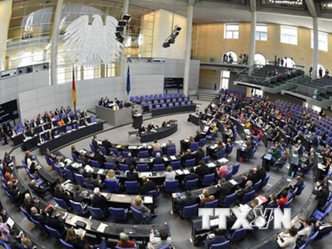 Hy Lạp chờ Đức và một số nước Eurozone thông qua gói cứu trợ