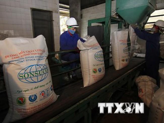 Gấp rút nâng cao khả năng cạnh tranh của ngành mía đường