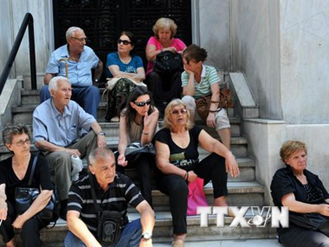 Gói cứu trợ 86 tỷ euro liệu có mang lại phép màu cho Hy Lạp