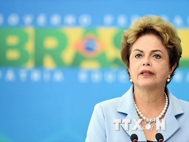 Quốc hội Brazil thông qua dự luật thắt chặt chi tiêu chính phủ
