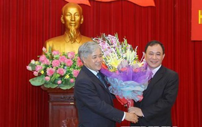 Ông Phạm Duy Cường được bầu làm Bí thư Tỉnh ủy Yên Bái
