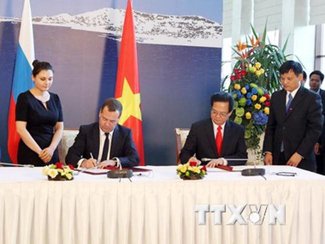 Tận dụng tốt cơ hội từ FTA Việt Nam-Liên minh kinh tế Á-Âu