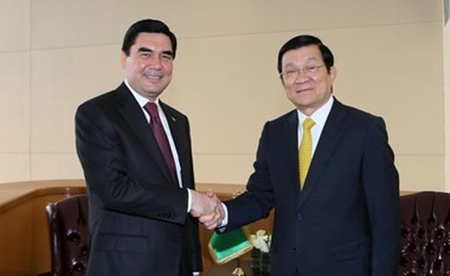 Chủ tịch nước gặp song phương lãnh đạo các nước tại Liên hợp quốc