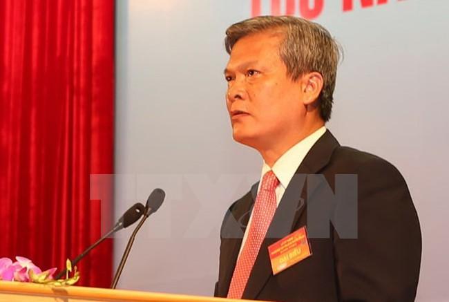 Bộ Chính trị bổ nhiệm 2 Phó trưởng Ban Nội chính Trung ương