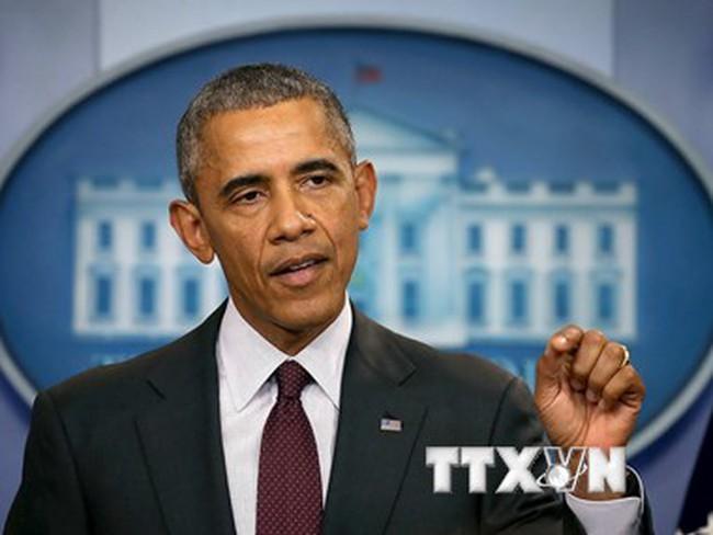 Tổng thống Mỹ Barack Obama chuẩn bị công du Đông Nam Á