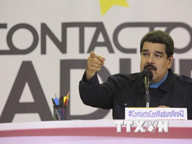 Venezuela sẽ đề xuất biện pháp nhằm bình ổn giá dầu thế giới