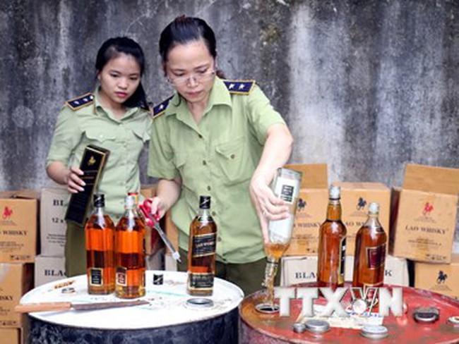 Kinh tế Việt chịu hậu quả nặng của hàng nhái, hàng giả, hàng lậu