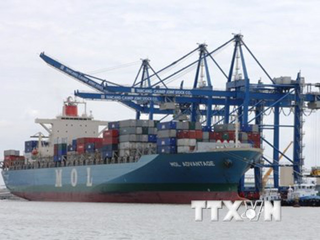 Luồng tuyến tàu biển Cái Mép-Thị Vải cần đầu tư gần 6.400 tỷ đồng