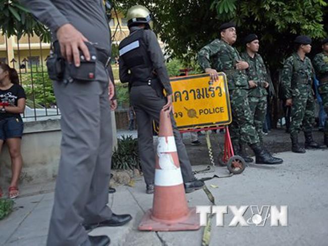 Thái bắt nghi phạm đánh bom Bangkok tại biên giới Campuchia