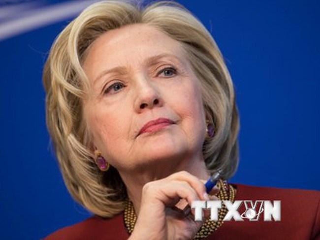 Mỹ công bố hàng trăm thư điện tử của cựu Ngoại trưởng Clinton