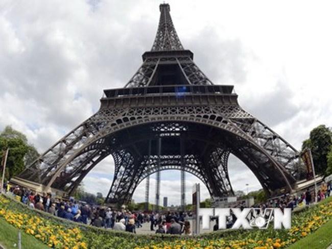 Pháp: Lạm phát lần đầu tiên ở mức âm trong vòng 5 năm qua