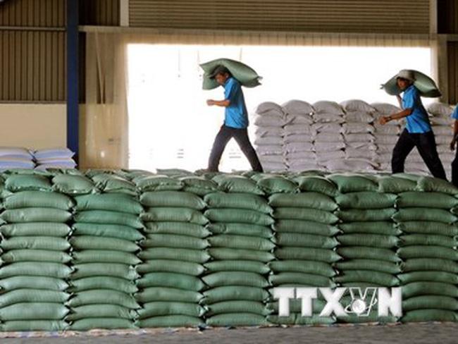 50.000 tấn gạo từ Việt Nam và Thái Lan sẽ cập cảng Indonesia