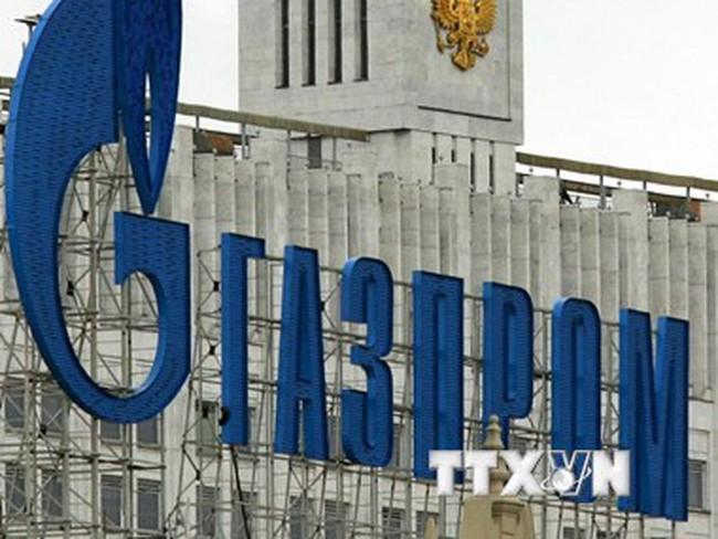 Xuất khẩu khí đốt của Nga sang châu Âu đạt mức kỷ lục