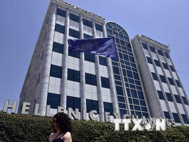 """Phó Thủ tướng Đức bác bỏ khả năng cứu Hy Lạp """"bằng mọi giá"""""""