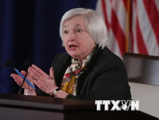 Chủ tịch Fed tuyên bố vẫn chưa đến thời điểm tăng lãi suất