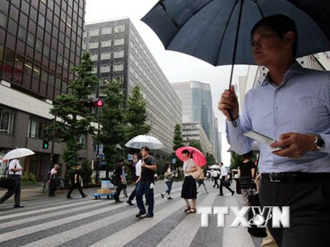 Thủ tướng Abe cam kết đưa GDP của Nhật Bản lên 5.000 tỷ USD