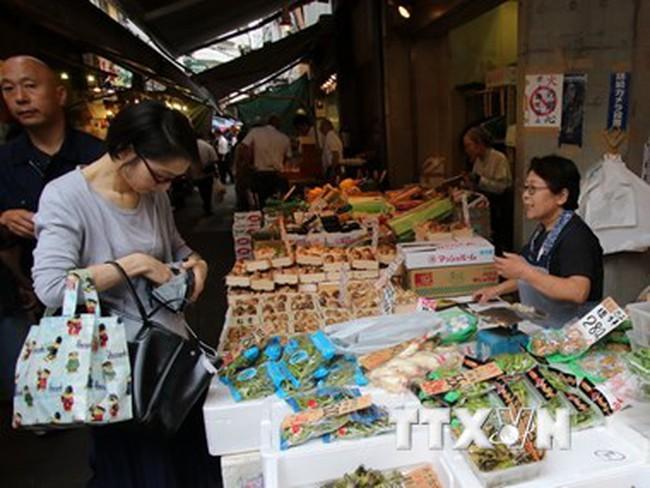 Nhật Bản đạt thặng dư tài khoản vãng lai 13 tháng liên tiếp