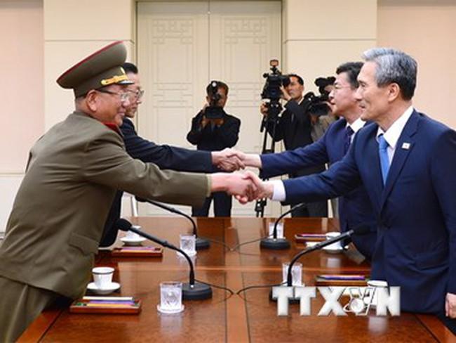 Đàm phán liên Triều bước sang ngày thứ ba mà chưa đạt được tiến bộ