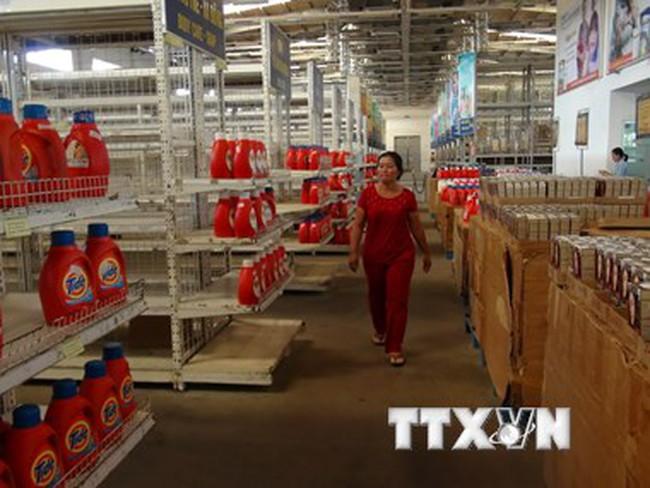 Doanh thu tại Khu kinh tế cửa khẩu Mộc Bài giảm tới hơn 70%