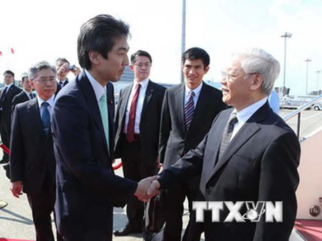 Việt Nam và Nhật Bản trao đổi, ký kết sáu văn bản hợp tác