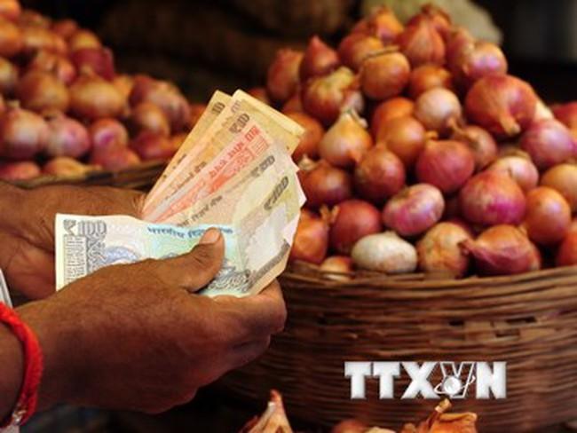 Ấn Độ: Đồng rupee tiếp tục mất giá có là điều đáng lo ngại?