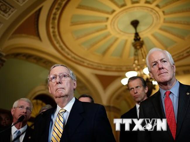 """Quyền đàm phán nhanh TPP vượt qua một """"cửa ải"""" tại Thượng viện Mỹ"""