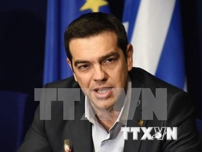 """Hy Lạp tìm kiếm """"thỏa thuận chấp nhận được"""" với các chủ nợ"""