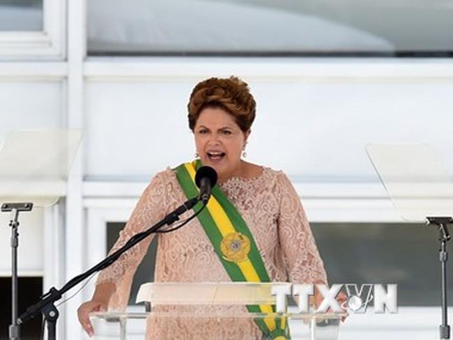 Tổng thống Brazil trấn an người dân về tình hình kinh tế
