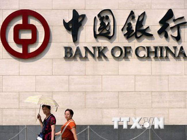 Nợ xấu của ngân hàng Trung Quốc tăng mạnh trong nửa đầu năm