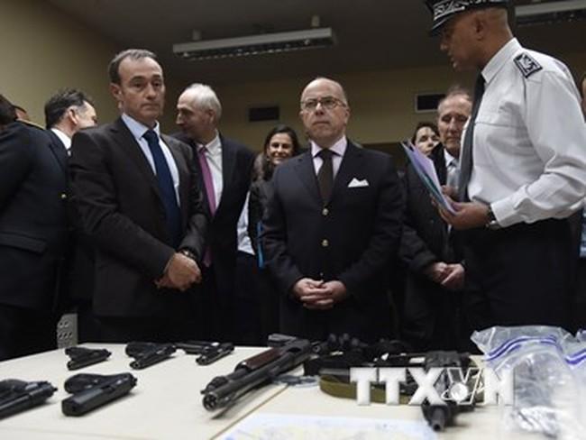 Vụ tấn công khủng bố tại Pháp: Vũ khí được mua lậu từ Đức
