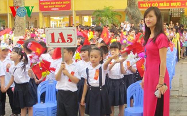 Hà Nội tuyển dụng giáo viên có hộ khẩu ở Thủ đô hoặc thủ khoa