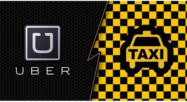 Taxi Hà Nội đòi ngừng Uber, Grab. Và đây là câu trả lời từ Bộ giao thông