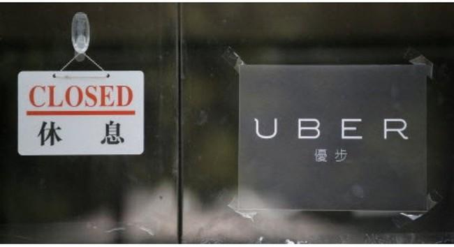 Đếm ngược ngày tàn của Uber tại Trung Quốc và Hong Kong?