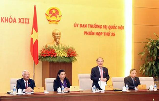 Sẽ chất vấn Chánh án TANDTC Trương Hòa Bình về tình hình oan sai
