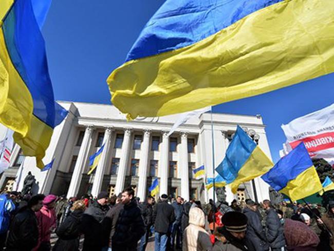 """Fitch hạ xếp hạng tín nhiệm của Ukraine từ """"CC"""" xuống """"C"""""""