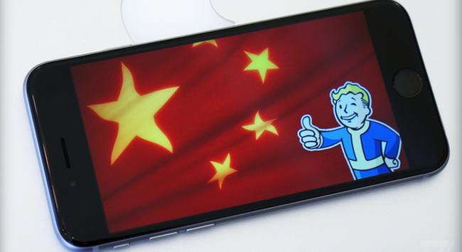 Trung Quốc đang vẽ lại thị trường di động thế giới, và Apple đang chiến thắng
