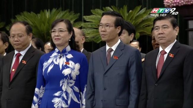 Bế mạc Đại hội, ra mắt Ban chấp hành Đảng bộ TP.HCM