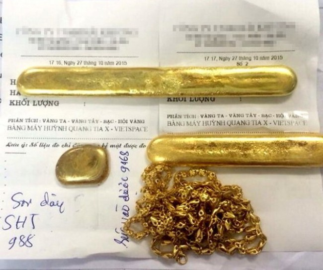 Phó Thủ tướng Nguyễn Xuân Phúc chỉ đạo xử lý vàng giả, vàng kém chất lượng