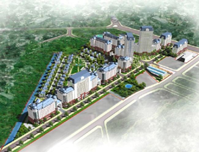 Hà Nội chuyển hàng loạt chung cư thành biệt thự tại Khu nhà ở Văn La