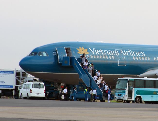 6 tháng đầu năm 2015, Vietnam Airlines lãi 430 tỷ đồng