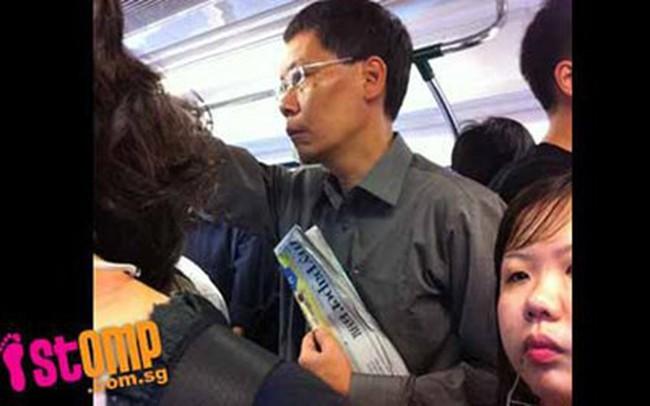 Bộ trưởng dùng xe riêng hoặc xe buýt đi làm, có sao đâu?