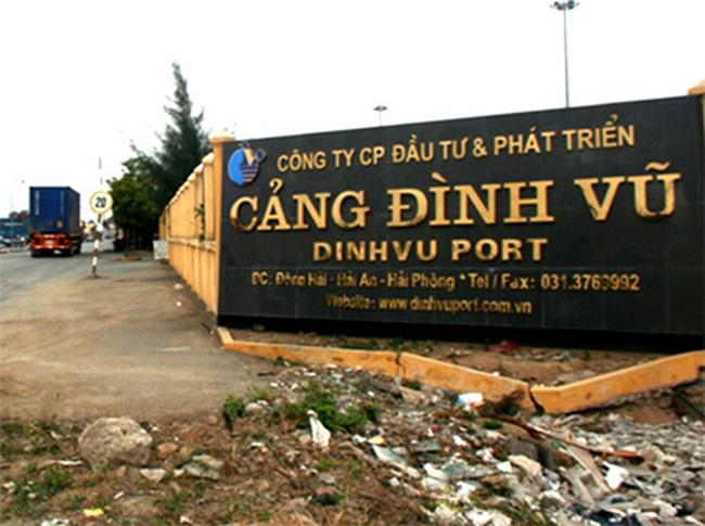 Cảng Đình Vũ (DVP): Quý 3/2015 lãi cao nhất kể từ khi niêm yết